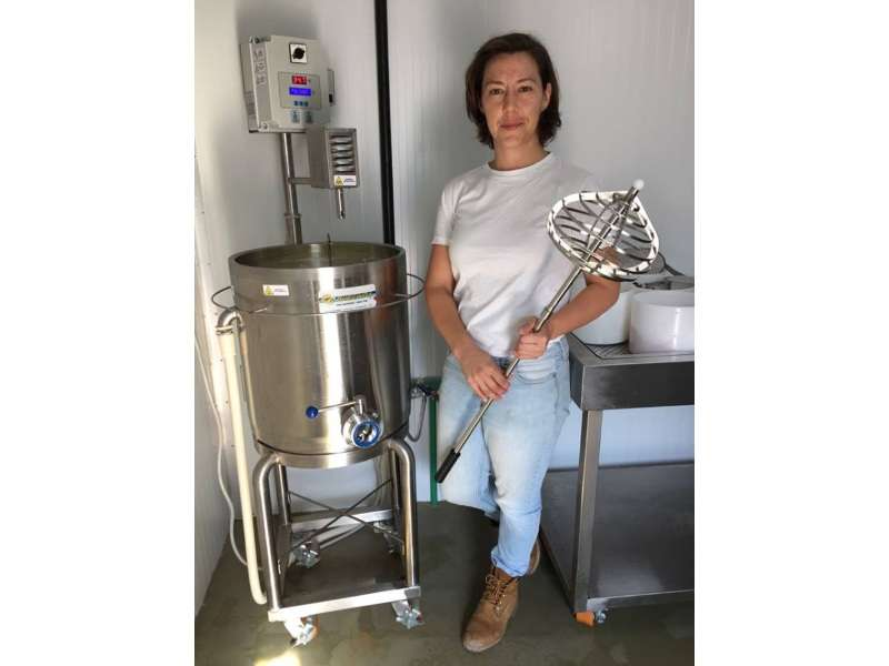 Testimony from Dubai about our Minipasteurizer
