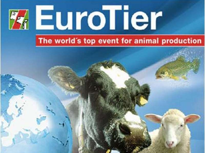 Duecinox at EUROTIER exhibition in Germany