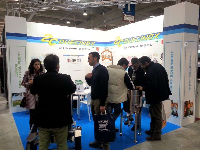 International Dairy Cattle show in Cremona 2015 - ITALY