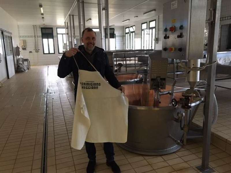 Testimony from Sweden about our dairy equipment