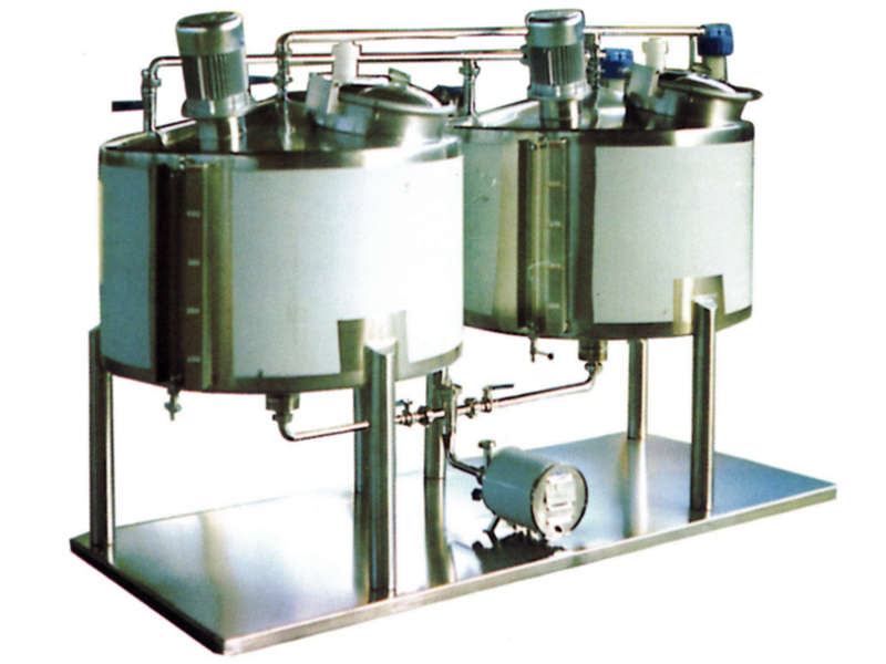 Dairy plants and Equipment
