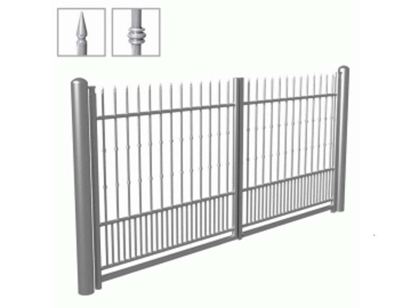 Stainless steel Accessories for Gates and Fencings
