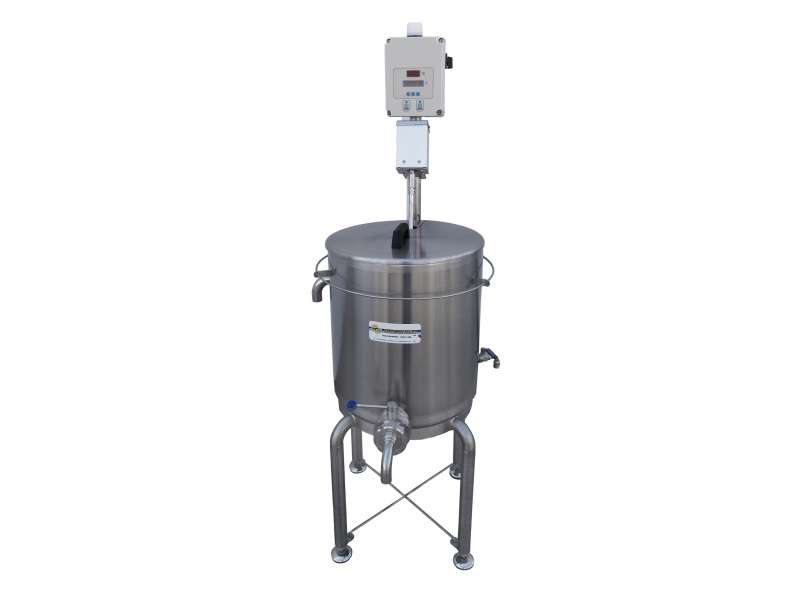 mini pasteurizer_ artisanal dairy products